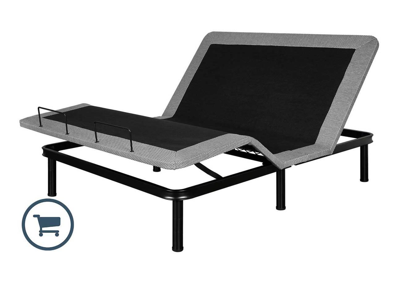 Base de lit ajustable sans fil Gravity 200 - LA PLACE