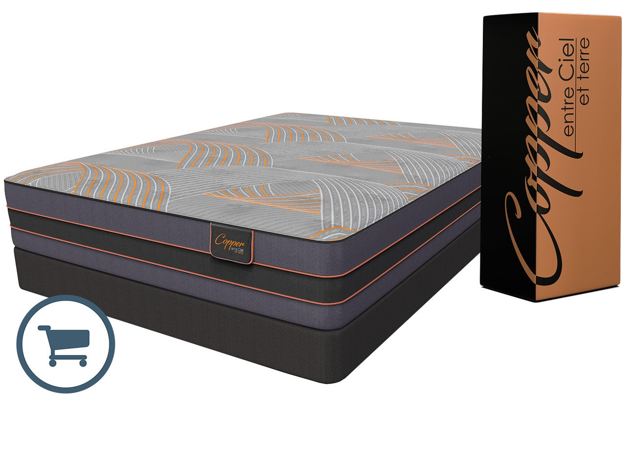 Matelas de mousse MGT Copper ferme | LA PLACE